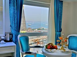 Glamour Hotel Istanbul Sirkeci, hotel in Istanbul