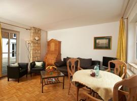 Apartments Erbgericht, apartment in Bad Schandau