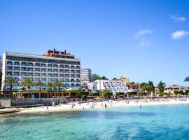 Seramar Hotel Comodoro Playa, отель в городе Пальманова