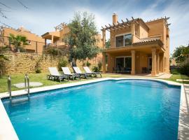 Villas Altos De Marbella, hotel in Marbella