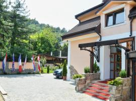 Villa Vodno, hotel in Skopje