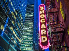 Hotel Shocard, New York, hotel boutique en Nueva York