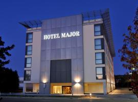 Hotel Major, hotel blizu letališča Letališče Trst - TRS,