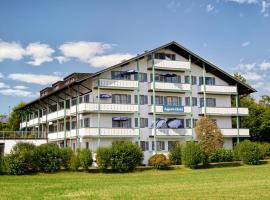 Apparthotel Garni Superior Simsseeblick, hôtel à Bad Endorf près de: Château de Herrenchiemsee