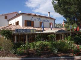 Hotel La Bastide, hôtel au Lavandou