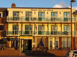 Hotel Zee en Duin, hôtel à Katwijk près de: Naturalis