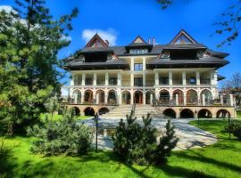 Hotel Logos, ski resort in Zakopane