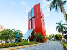 Blue Tree Towers Joinville, hotel in Joinville