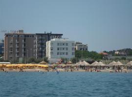 Hotel Mare, hotel in Pesaro