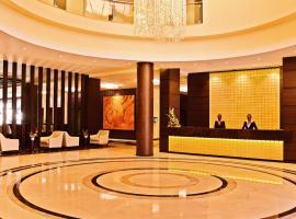DoubleTree by Hilton Nairobi, отель в Найроби