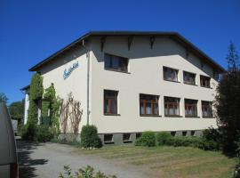 Pension Boddenblick, guest house in Bresewitz