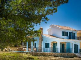 Seirios Luxury Villa, hotel near Ammes Beach, Svoronata
