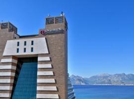 Ramada Plaza Antalya, отель Ramada в Анталье