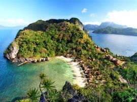 Cauayan Island Resort and Spa, resort in El Nido