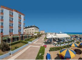 Hotel Marina, hotell i Fano