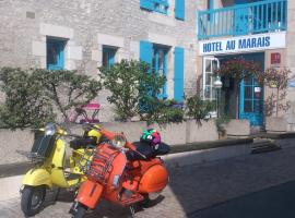 Hotel Au Marais, hotel in Coulon