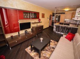Crocus Apartment, отель в Москве