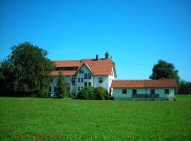 Hotel Gasthof zum Neubau, Hotel in Kißlegg