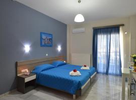 Vesperi Studios & Apartments, accessible hotel in Rethymno Town
