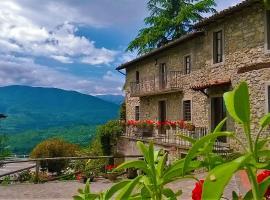 B&B Il Casale delle Pianacce, country house in Castiglione di Garfagnana