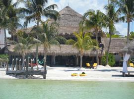 Amaite Beach Hotel, hotel in Holbox Island