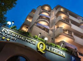 Residence Queen, appartamento a Rimini