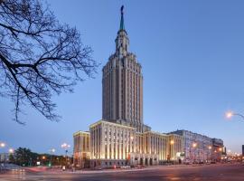 Hilton Moscow Leningradskaya, hotel in Moscow