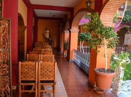 Hotel Boutique Posada la Casona de Cortés, hotel in Tlaxcala de Xicohténcatl