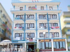 Hotel Caravel, hotel a Sottomarina