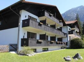 Apartment Zugspitz, hotel in Farchant