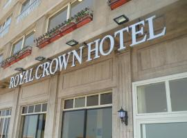 Royal Crown Hotel, hotel in Alexandria