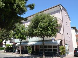 Hotel Tivoli, hotel v Lignanu Sabbiadoru