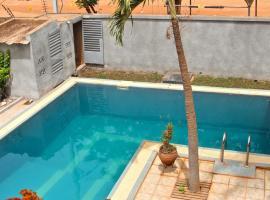 B & B Le Nomade, hotel a Ouagadougou