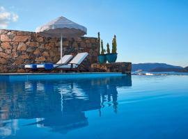 Elounda Palm Hotel & Suites, отель в Элунде