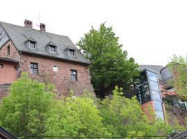 Ferienwohnung Burgsicht, apartment in Heimbach