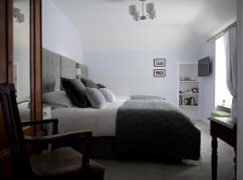 The New Inn, hotel near Delgatie Castle, Aberchirder