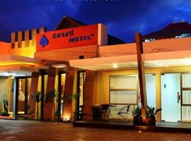 Savali Hotel, hotel in Padang