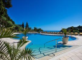 La Vega, отель в Капри
