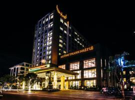 Muong Thanh Luxury Nhat Le Hotel, khách sạn ở Ðồng Hới