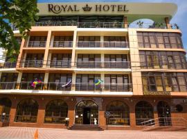 Hotel Royal, отель в Анапе