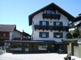 Ferienwohnung Josefine, apartment in Bodenmais
