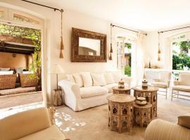Maison Jolie, budget hotel in Saint-Tropez