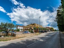 Vilola, Bed & Breakfast in Umag
