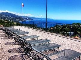 Hotel Primo Sole, hotell i Rapallo