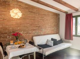 Apartaments Ciutat Vella, lejlighed i Barcelona