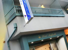 Hotel Raffaello, hotel poblíž významného místa Caorleský dóm, Caorle