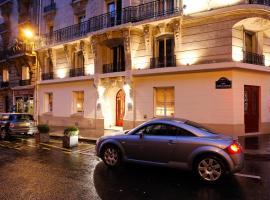 La Manufacture, hotel near Saint-Jacques Metro Station, Paris