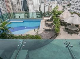 Hotel Atlantico Tower, hotell i Rio de Janeiro