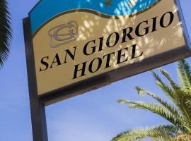 Hotel San Giorgio, отель в Васто