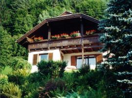 Apartment Vogelsinger, Ferienwohnung in Ossiach